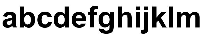 Orion Esperanto Dika Font LOWERCASE