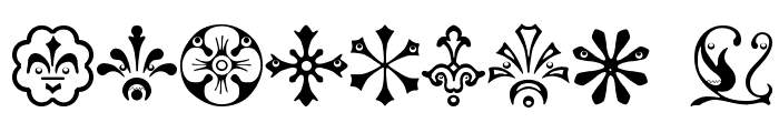 OrnaMFaces Font OTHER CHARS