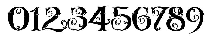 Ornatique Font OTHER CHARS