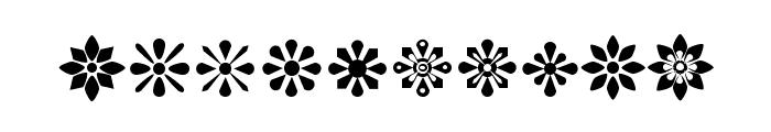 OrnementsADF Font OTHER CHARS
