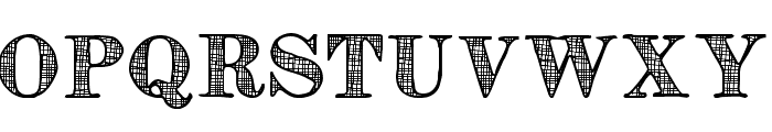 Orniste tfb Font UPPERCASE