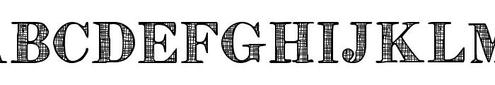 Orniste tfb Font LOWERCASE
