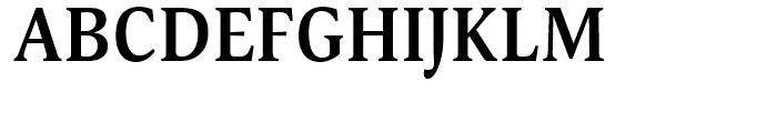 Orbi Bold Font UPPERCASE