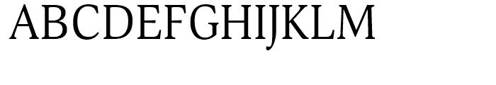 Orbi Regular Font UPPERCASE