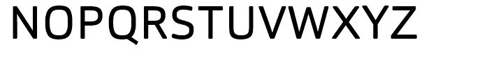 Orgon Regular Font UPPERCASE
