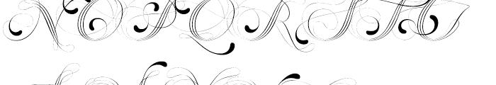 Orlando Samuels Light Font UPPERCASE