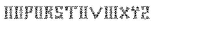 Ortodoxa do Oriente Regular Font UPPERCASE