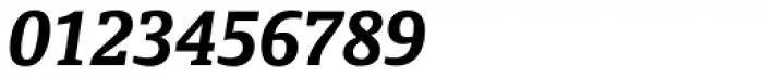 Oranda Bold Italic Font OTHER CHARS