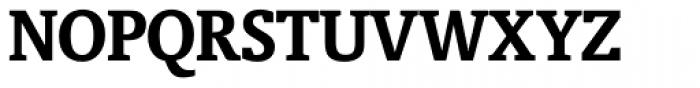 Oranda Bold Font UPPERCASE