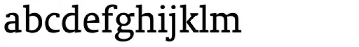Oranda Font LOWERCASE