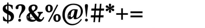 Orbi Initials Three Font OTHER CHARS