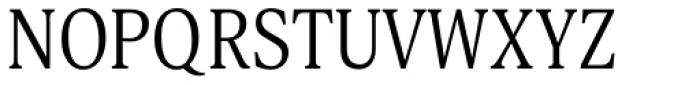 Orbi Narrow Font UPPERCASE