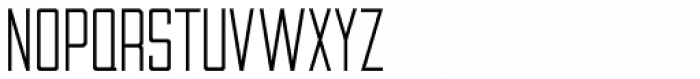 Ordinary Gothic JNL Font LOWERCASE
