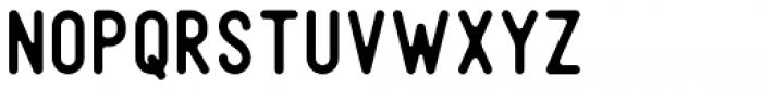 Oregano Regular Font LOWERCASE