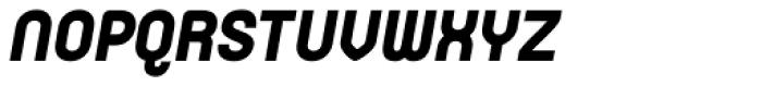 Orev Black Italic Font UPPERCASE