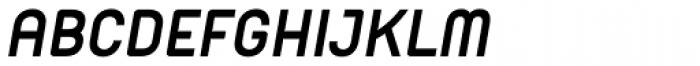 Orev Bold Italic Font UPPERCASE