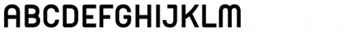 Orev Bold Font UPPERCASE