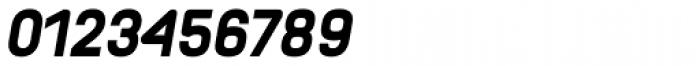 Orev ExtraBold Italic Font OTHER CHARS