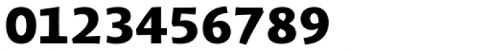 Organon Sans Black Font OTHER CHARS
