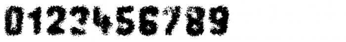 Orgovan Hairy Font OTHER CHARS