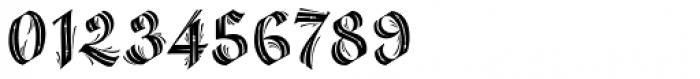Origen Capitals Font OTHER CHARS