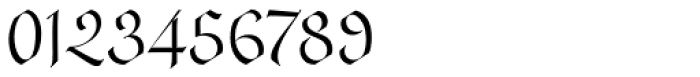 Origen Light Font OTHER CHARS