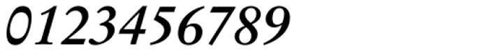 Original Garamond Bold Italic Font OTHER CHARS