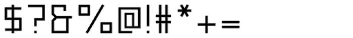 Originator Regular Font OTHER CHARS