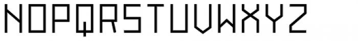 Originator Regular Font UPPERCASE