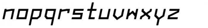 Originator Rounded Bold Italic Font LOWERCASE