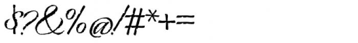 Origins Basic Font OTHER CHARS