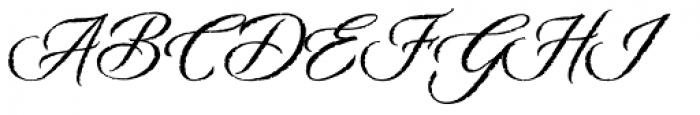 Origins Basic Font UPPERCASE