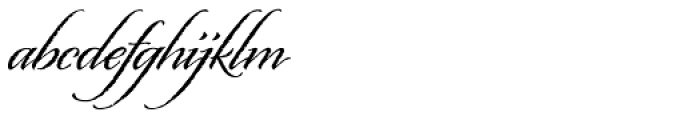 Origins Basic Font LOWERCASE