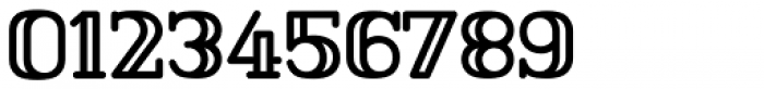 Ormond Inline JNL Font OTHER CHARS
