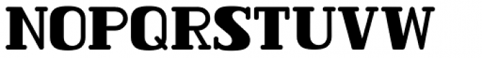 Ormond JNL Font UPPERCASE