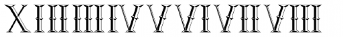 Ornamental Versals Font OTHER CHARS