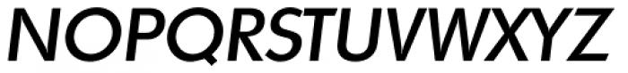 Ornitons TS Regular Obl Font UPPERCASE
