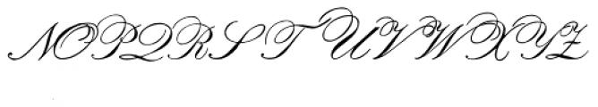 Orphiel Font UPPERCASE