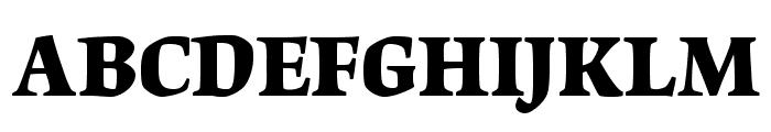 OrigamiStd-Bold Font UPPERCASE