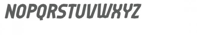 Oreta Italic Font UPPERCASE