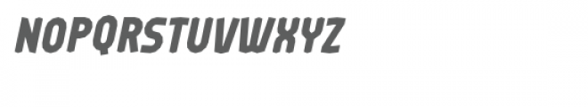 Oreta Italic Font LOWERCASE