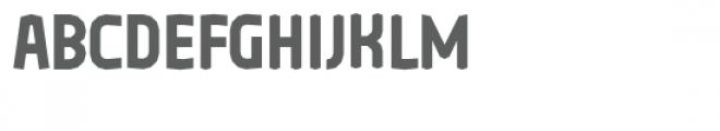 Oreta Regular Font UPPERCASE