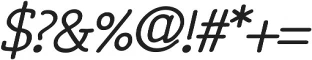 Osgood Slab otf (700) Font OTHER CHARS