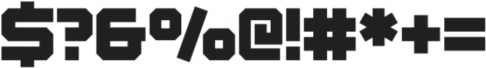 Osmica otf (400) Font OTHER CHARS