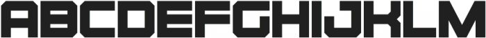 Osmica otf (400) Font LOWERCASE