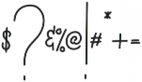 Osram Lowercase Alt otf (400) Font OTHER CHARS