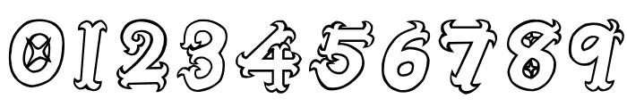 Oshare-Honenuki Font OTHER CHARS