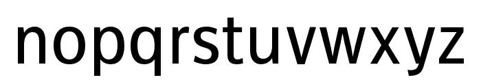 Ossem Regular Font LOWERCASE