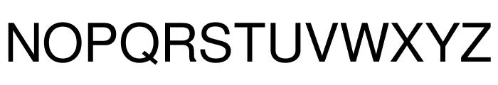 Ostorah Font UPPERCASE