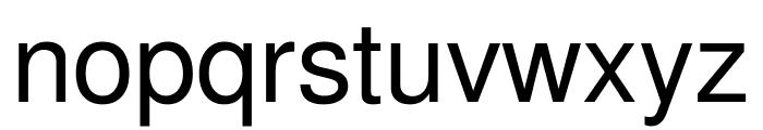 Ostorah Font LOWERCASE